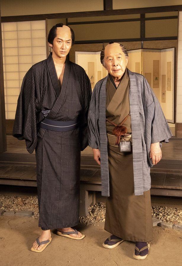 京都の撮影現場は独特?その魅力について語った瑛太と橋爪功