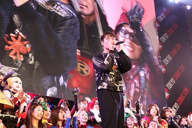 【写真を見る】エズラ・ミラーも大興奮の「東京コミコン」を盛り上げたコスプレイヤーたち【写真26点】
