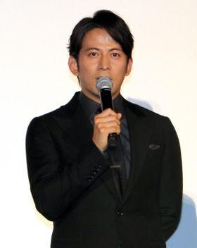 岡田准一、『来る』の中島監督から「男優には興味ない」と言われてガッカリ