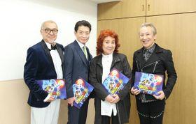 「ドラゴンボール」レジェンド声優4人が集結!野沢雅子「最近のフリーザさんは、ちょっといい人(笑)」
