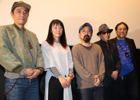 アップリンク吉祥寺のオープンには「夢がある」山下敦弘、富田克也ら監督陣が熱弁!