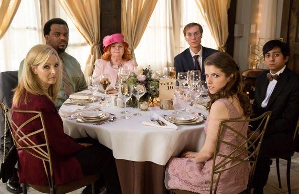 「ピッチ・パーフェクト」シリーズのアナ・ケンドリック主演の『ウェディング・テーブル』