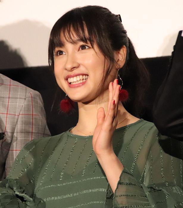 土屋太鳳「卒業式に参加する気分」青春映画の公開にしみじみ