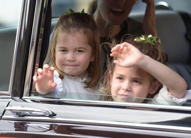 シャーロット王女の憧れは?