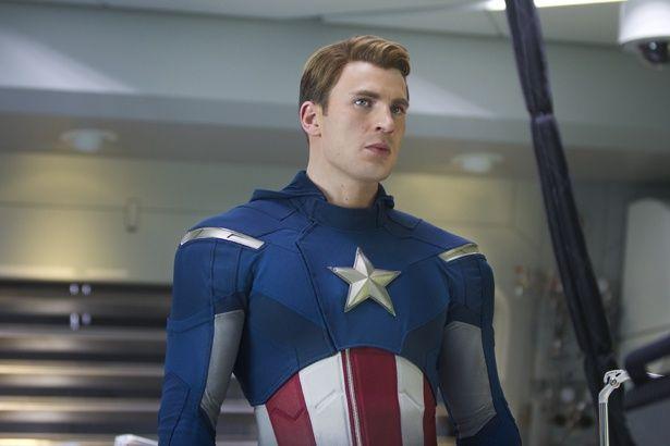 チーム屈指の正義漢であるキャプテン・アメリカ(『アベンジャーズ』)
