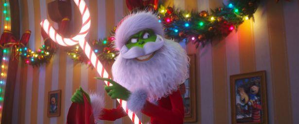 今日はクリスマス・イブ!あなたの家にもグリンチが…!?