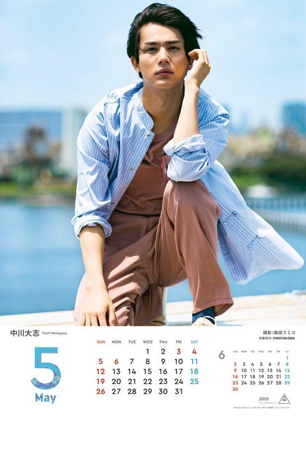 2018年は『覚悟はいいかそこの女子。』などに出演した中川大志(東映)