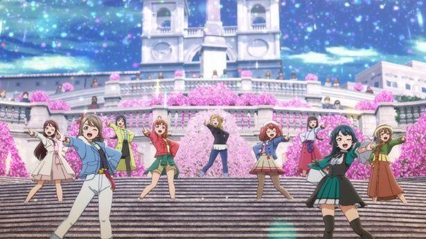 『ラブライブ!サンシャイン!!The School Idol Movie Over the Rainbow』は19年1月4日(金)より公開
