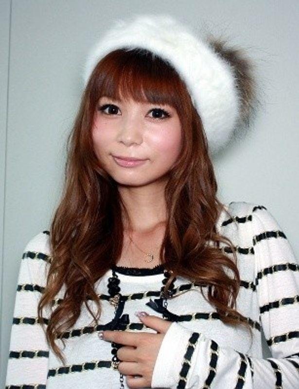 キスシーンにもトライした、しょこたんこと中川翔子