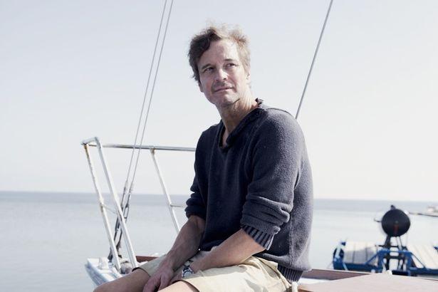 コリン・ファースが単独無寄港世界一周レースに挑んだビジネスマンを演じる(『喜望峰の風に乗せて』)