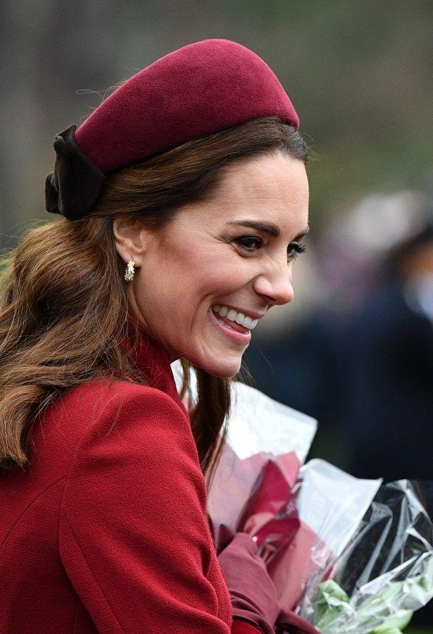 クリスマス礼拝のファッションが好評だったキャサリン妃