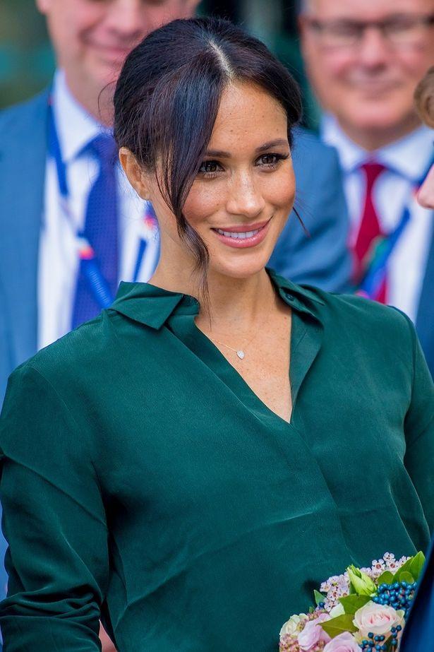王室女性の衣装代、メーガン妃がダントツ?