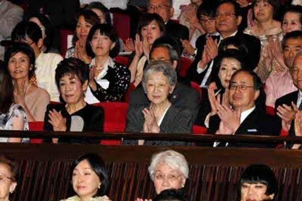 皇后陛下が『レオニー』ジャパンプレミアに出席