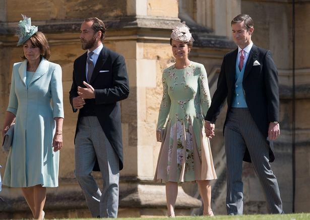 姉キャサリン妃はロイヤルファミリー入りし、姉ピッパは富豪と結婚