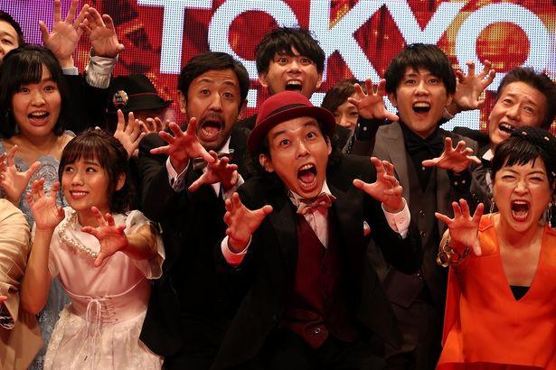 昨年日本中を席巻した『カメラを止めるな』(写真は第31回東京国際映画祭の様子)