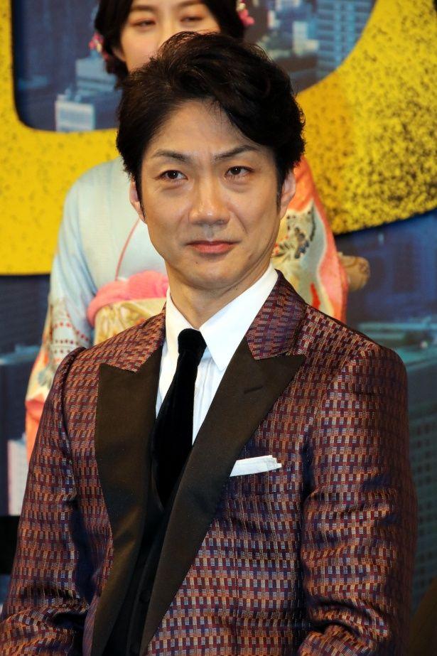 『七つの会議』で初のサラリーマン役にトライした野村萬斎