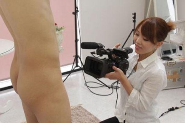 男性器の写真を撮るのが趣味という個性的な主人公を桜木凛が熱演