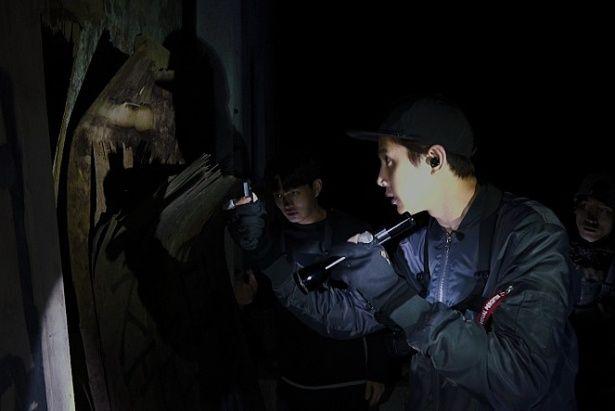 韓国のコンジアムという実在する廃病院を題材にしている