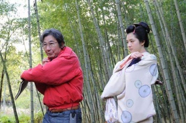 「北の国から」などを手がける杉田成道監督が桜庭ななみを徹底指導