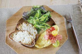 とろけるチーズ&鮮やかな野菜…見た目もおしゃれ~な自然派料理がメチャおいしそう!【写真12点】