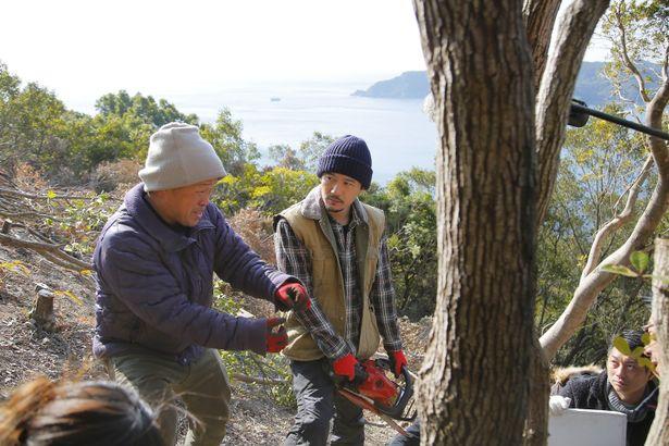 稲垣主演『半世界』からメイキング映像が初解禁