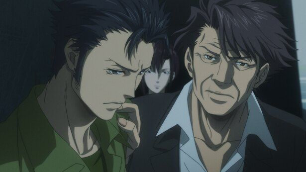 『Case.2 First Guardian』では宜野座の父・征陸智己の活躍が描かれる