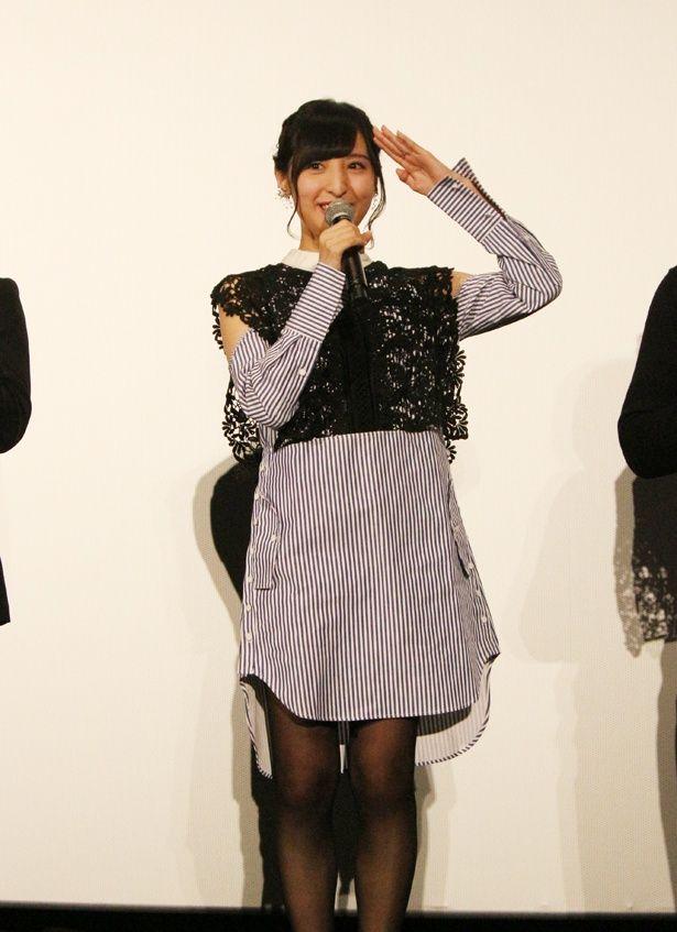 「霜月の成長が見どころの1つ」と語る、霜月美佳を演じる声優の佐倉綾音