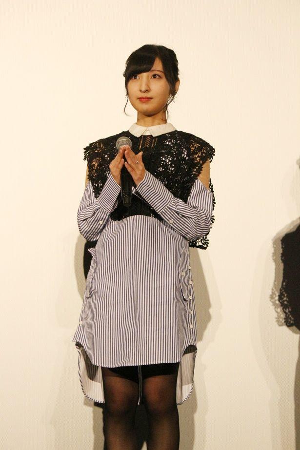 【写真を見る】声優の佐倉綾音が「PSYCHO-PASS サイコパス」シリーズを振り返る