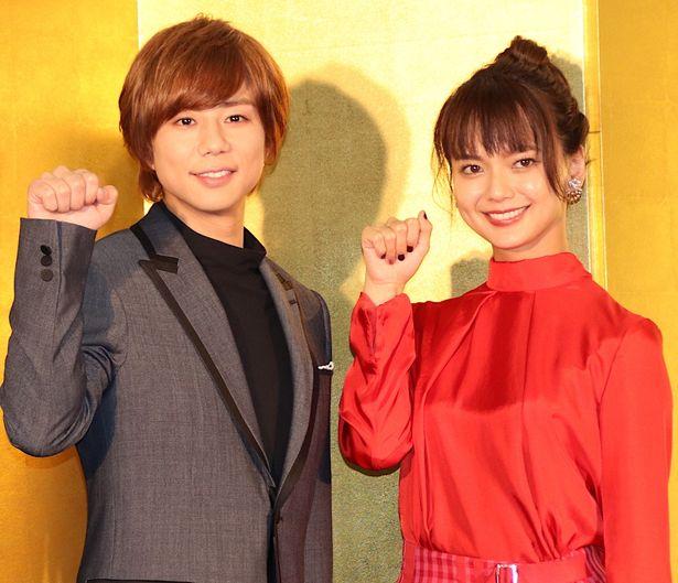 キスマイ北山宏光が、ダメ夫と猫役の二役にトライ!