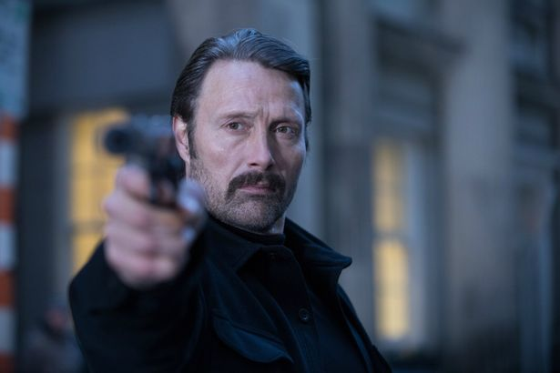 『ポーラー 狙われた暗殺者』でマッツ・ミケルセンを堪能!