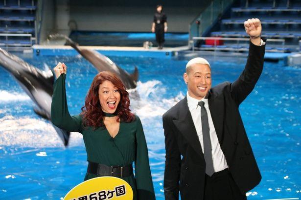 『アクアマン』のジャパンプレミアが開催