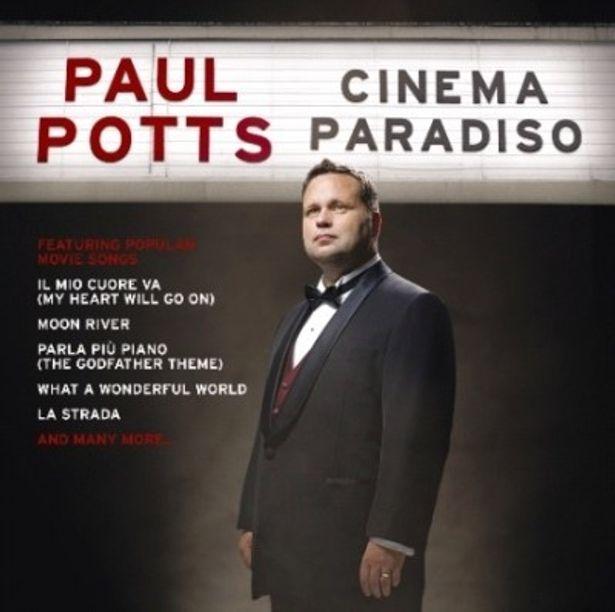 東京国際映画祭のグリーンカーペット映画音楽大使として来日が決まったポール・ポッツ