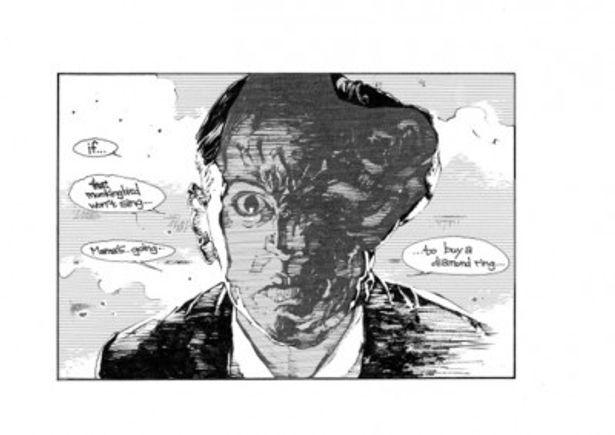 """""""鉄男""""誕生から20年を記念し、初コミック化が決定"""