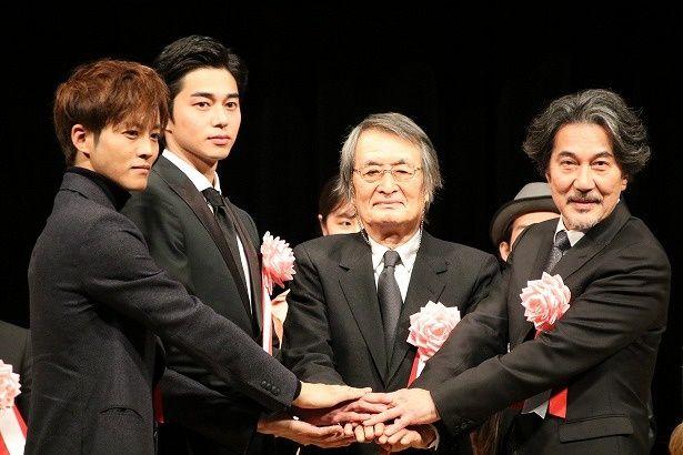 第40回ヨコハマ映画祭の授賞式が開催