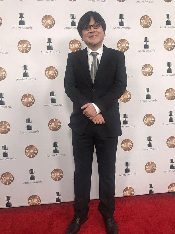 第91回アカデミー賞に向け好発進!監督の細田守
