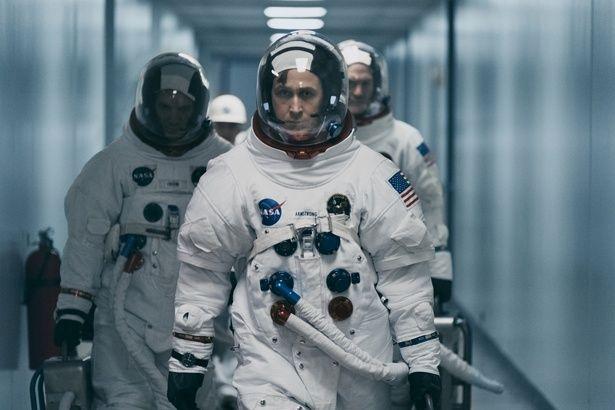 人類で初めて月に降り立ったニール・アームストロングを題材とした『ファースト・マン』
