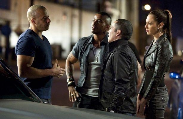 ドミニクとブライアンの再会が描かれる『ワイルド・スピード MAX』