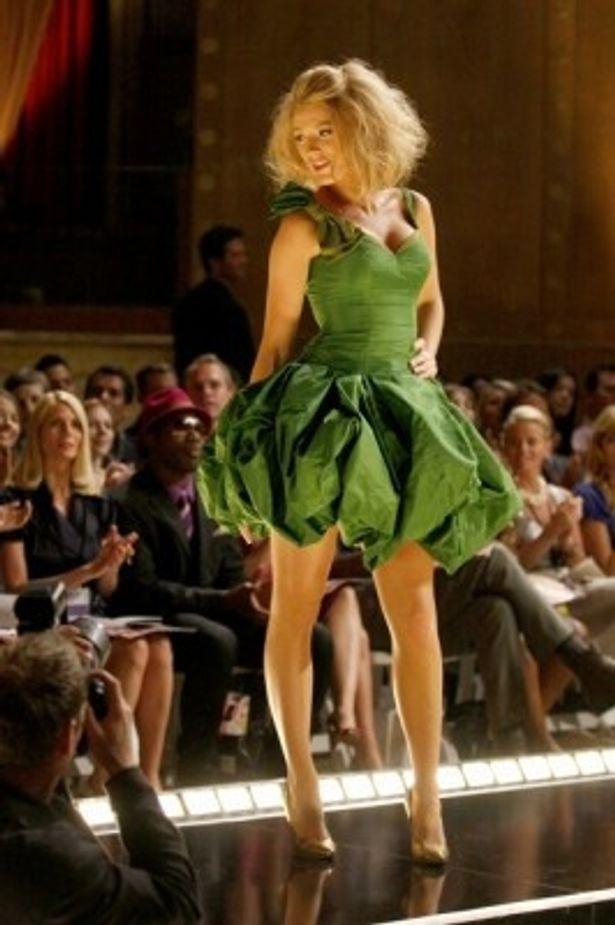 「ゴシップガール」ではセレブ女子高校生を演じるブレイク