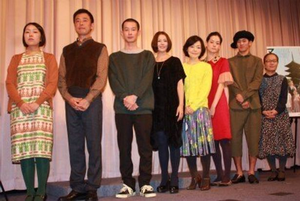 映画「マザーウォーター」は10月30日(土)公開
