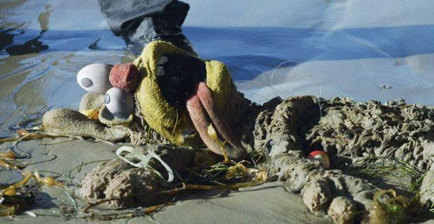 人形だけど、グロ注意!水死体(?)で発見されたりも…