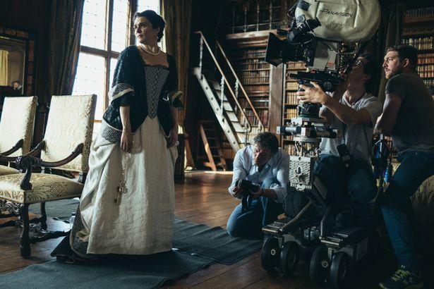 英国アカデミー賞を受賞したレイチェル・ワイズ。ランティモス監督とは『ロブスター』以来のタッグ