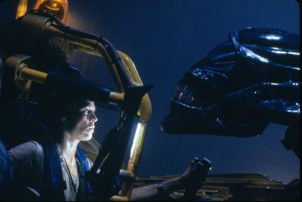 リプリーを演じたウィーバーは、本作で知名度を上げた(『エイリアン2』)