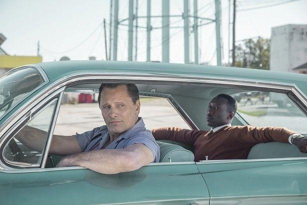 ヴィゴ・モーテンセンがイタリア系の用心棒兼運転手を演じた『 グリーンブック』