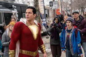 DC映画史上最高のコメディ作品『シャザム!』は、PG-13バージョンの『デッドプール』!?