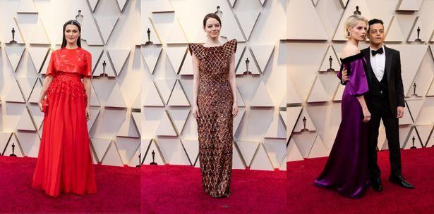 第91回アカデミー賞を華やかに彩ったファッションをイッキ見!