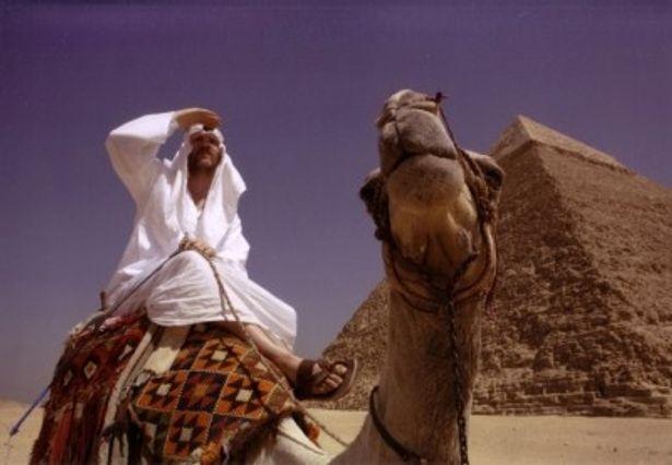 【写真】イスラム諸国を駆け回る『ビン・ラディンを探せ!』