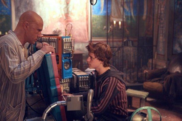 テリー・ギリアム監督作『ゼロの未来』にも出演