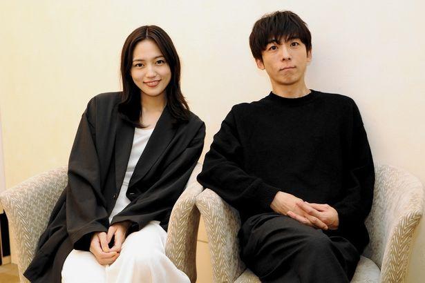 『九月の恋と出会うまで』で高橋一生と川口春奈が初共演