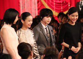 平手友梨奈、日本アカデミー賞授賞式で「自然体でやれたのがうれしかった」まっすぐな想い語る