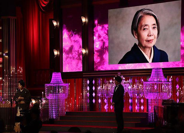 最優秀助演女優賞は樹木希林が受賞